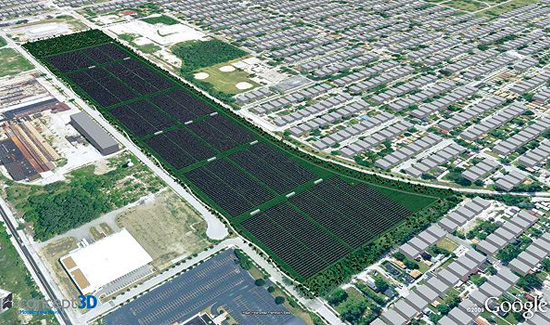 Exelon City Solar