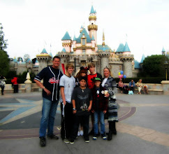 Photo: me and my friends at Disneyland!