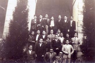 """Photo: Colección de Federico Vara: """"APOSTÓLICOS EN CORIAS 1945-1946"""""""
