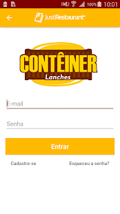 Contêiner Lanches - náhled