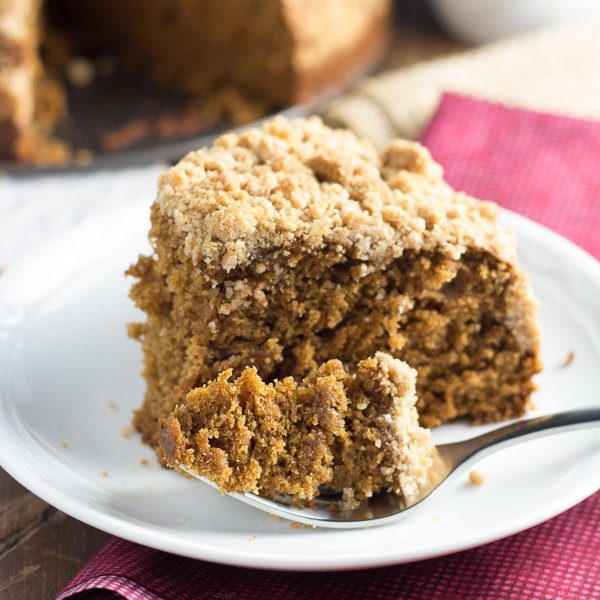Gingerbread Coffee Cake Recipe   Yummly