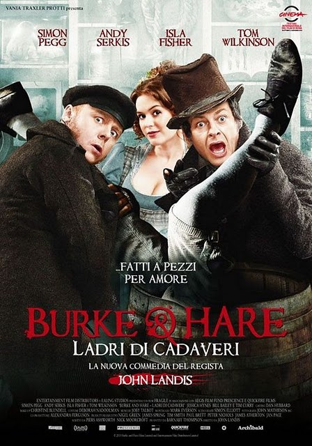 Burke and Hare (2010) Movie Download