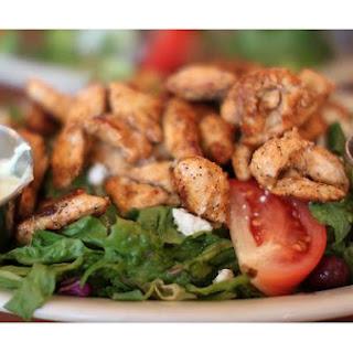 Greek Chicken Kabob
