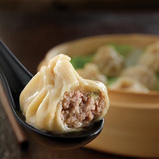 Shanghai Pork Dumplings.