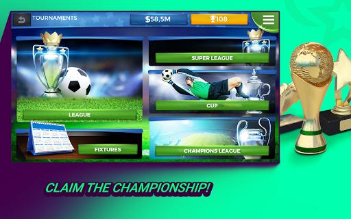 Pro 11 - Football Management Game apktram screenshots 15