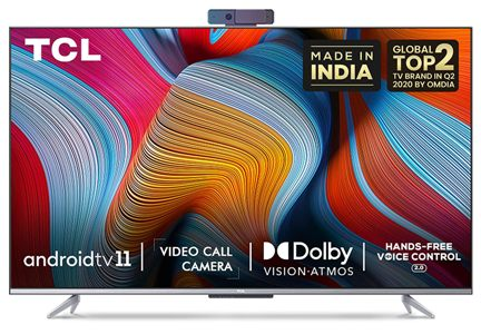 TCL 65P725 Smart TV Under 100000