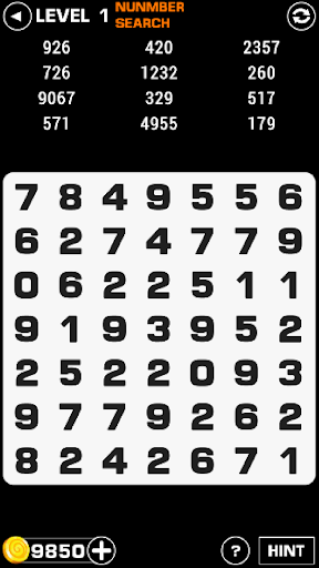 Number Search apkpoly screenshots 1