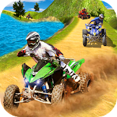 4x4 ATV Quad Bike Moto GP Racing