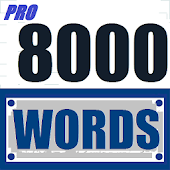 8000+ IELTS Words pro