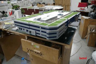 Photo: Archetectural Models_theBRANDTAG.com