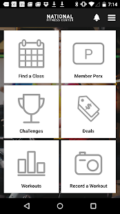 National Fitness Center- screenshot thumbnail