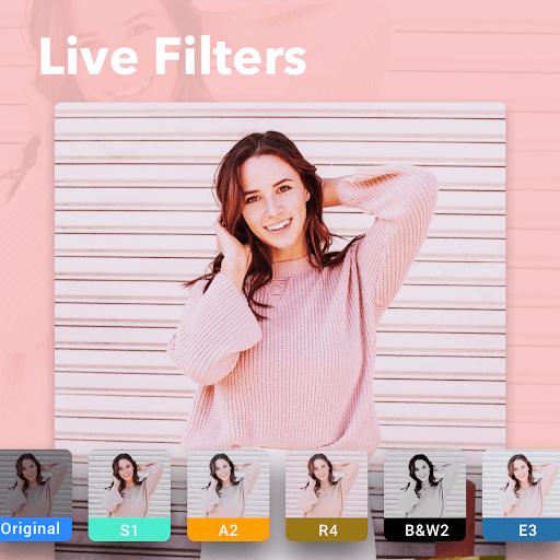 Sweet Camera - Selfie Filters, Beauty Camera 1.5.5 screenshots 6