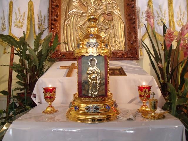 Мощи святого Пантелеймона (Одесса)