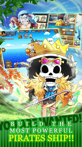 SP Sunny Going: Merry Pirates Adventure - screenshot