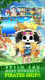 SP Sunny Going: Merry Pirates Adventure Screenshot