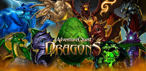 AdventureQuest Dragons - Apps on Google Play