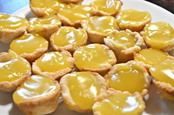 Lemon Tarts Recipe
