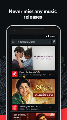 Wynk Music- New MP3 Hindi Songs Download HelloTune 3.9.1.0 screenshots 6