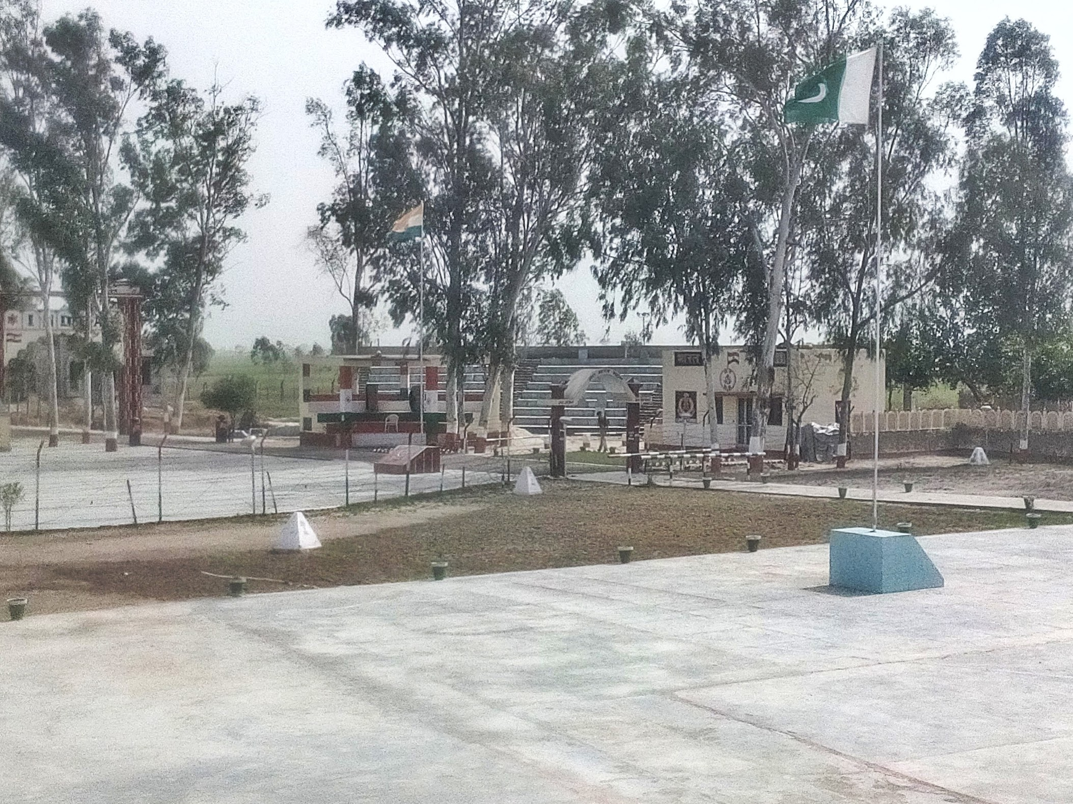Indo-Pak Border : Sulemanki