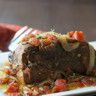 Quick and Easy 5 Ingredient Slow Cooker Pot Roast Recipe