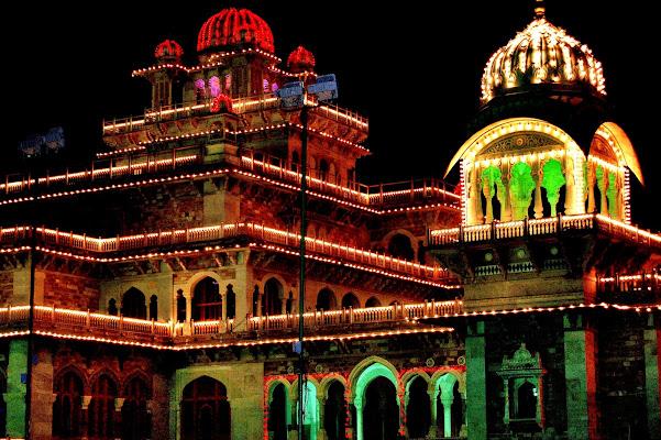 Natale in India di donnavventura
