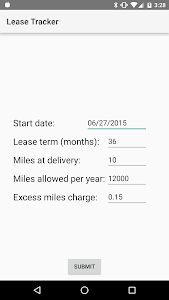 Lease Tracker screenshot 3