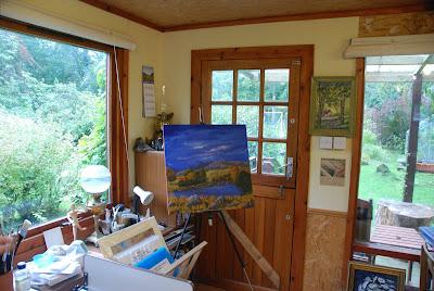 Ishbel Strachan studio