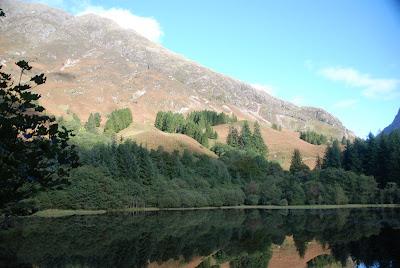 location of Hagrid's Hut, Glencoe, Scotland