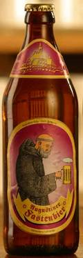Lenten Beer, Augustiner Monastery Breweryr. From A Pious Practice, or A Helping of Liquid Bread