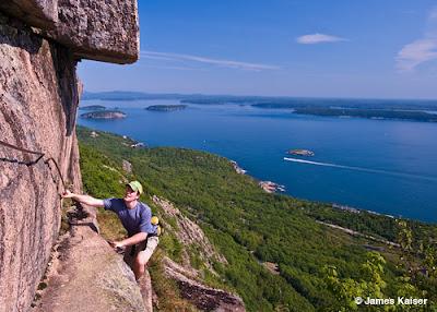 Acadia - Precipice Trail