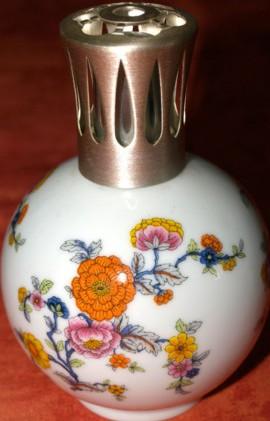 Lampe Berger Porcelaine De Limoges Cp Canton