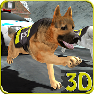 Mountain Police Dog Chase 3D for PC and MAC