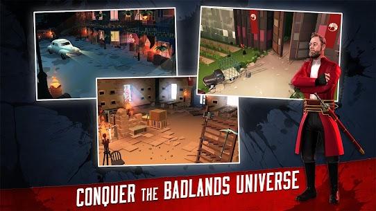Into the Badlands Blade Battle 5