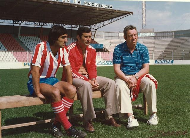 Iñaki Garay, Salvador Echave y José María Maguregui.