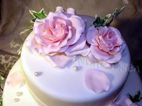 Photo: Zuckerrosen rosa