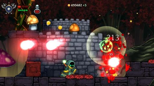 Code Triche Magic Rampage APK MOD screenshots 4