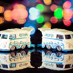Dual Kombi's by Marc Crowther - Artistic Objects Toys