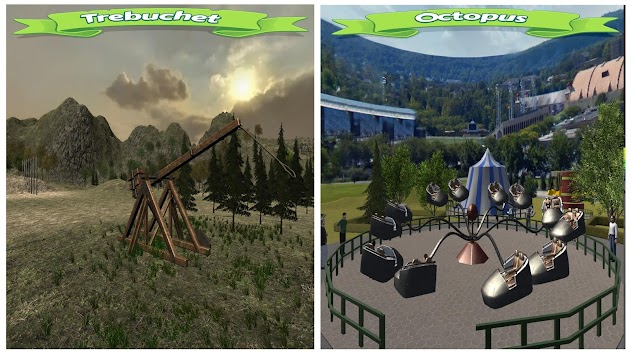 VR Amusement Park 3D APK Latest Version Download - Free Adventure
