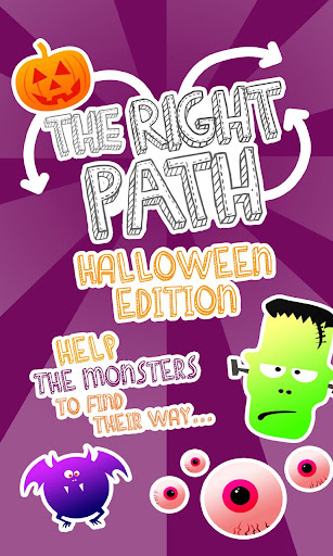 The Right Path : Halloween
