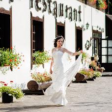 Wedding photographer Olya Khmil (khmilolya). Photo of 14.10.2016