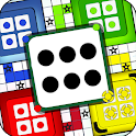 Ludo offline play game icon