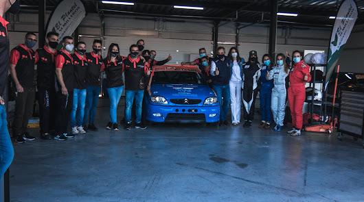 La Diputación de Almería con el automovilismo femenino