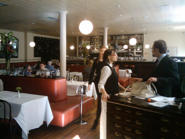 Foto del interior del Restaurante Fallon and Byrne