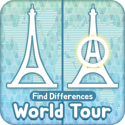 Find Differences-World Tour