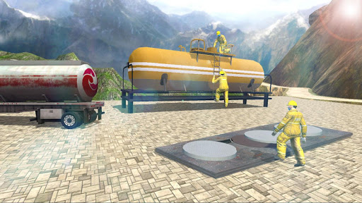 Hill Top Truck Driving 3D 1.3 screenshots 2