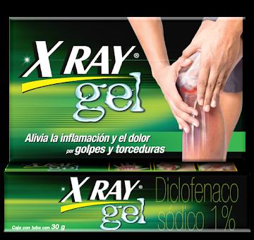 X RAY GEL1% TUBO X30G.