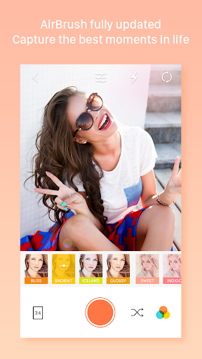AirBrush: Easy Photo Editor Screenshot