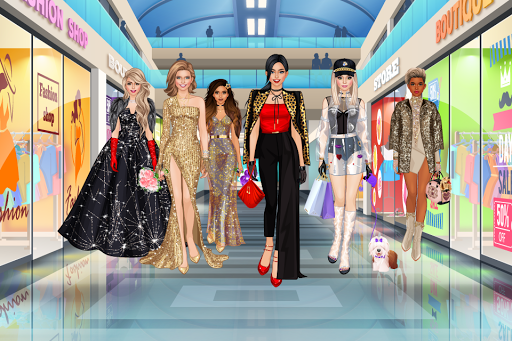 Fashion Diva Dress Up - Fashionista World 1.0.1 screenshots 1