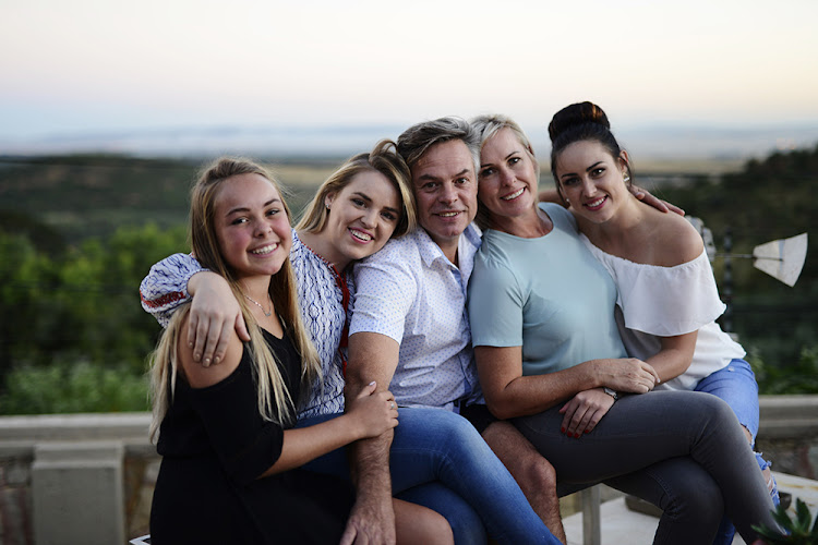 Go-getter dad Stanley, who failed twice before his jacuzzi business took off, incessantly spoils his three daughters, would-be wedding planner Chrisley (24), aspirational activist Sheri (22) and the baby of the family, Lieneke (14). Picture: SUPPLIED