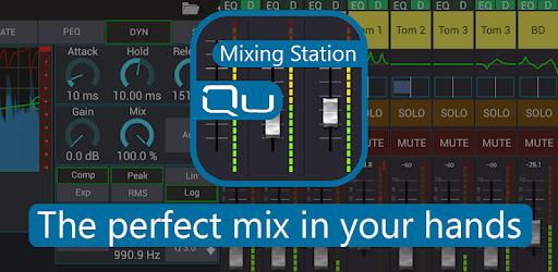 Mixing Station Qu on Windows PC Download Free - 1 0 6 - com
